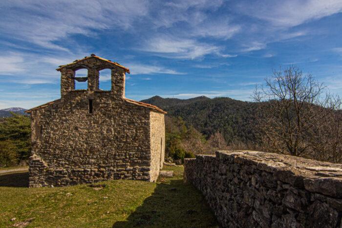Església de Sant Pere de Serrallonga