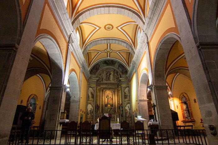 Església de Sant Andreu Oristà