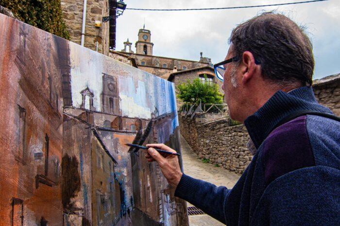 Concurs de pintura ràpida