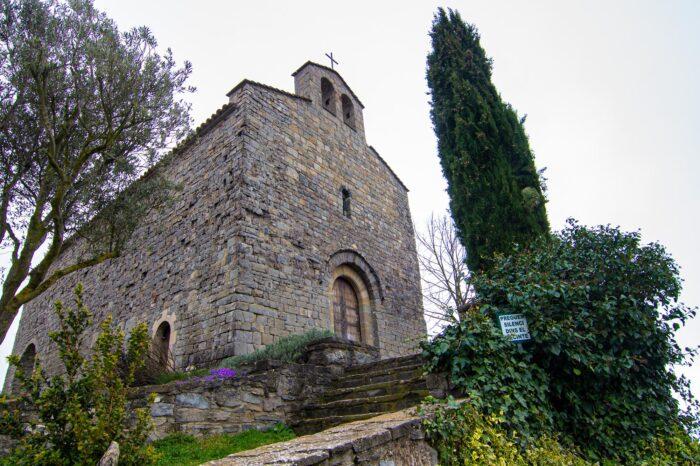 Església de Sant Salvador de Bellver