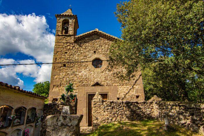 Església de Sant Genís del Pi