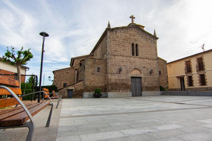 Església de Santa Maria de La Torre