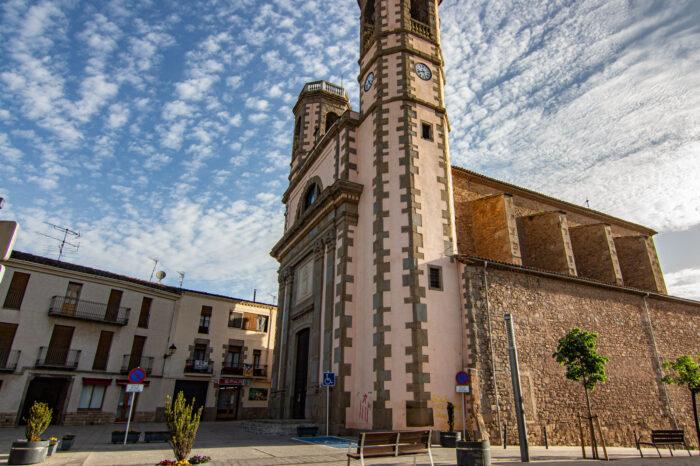 Església de Santa Maria d'Olost