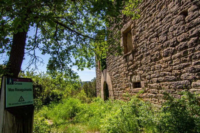 Ruta Rocaguinarda i Sant Nazari