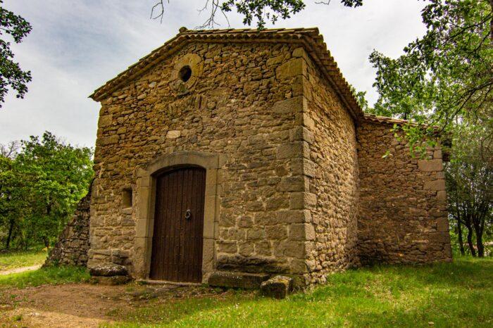 Ermita de Santa Margarida de Vilaltella