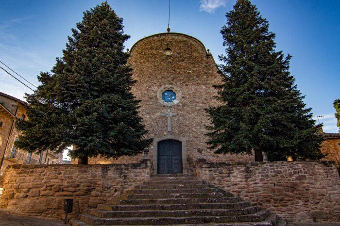 Església de Sant Pere de Perafita