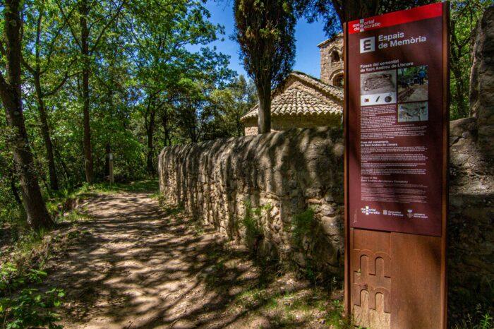 BTT Ruta Sant Andreu de Llanars