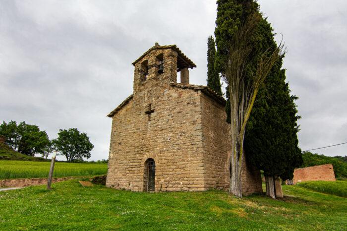 Església de Sant Jaume de Fonollet