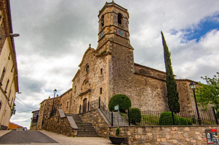 Església de Sant Bartomeu del Grau