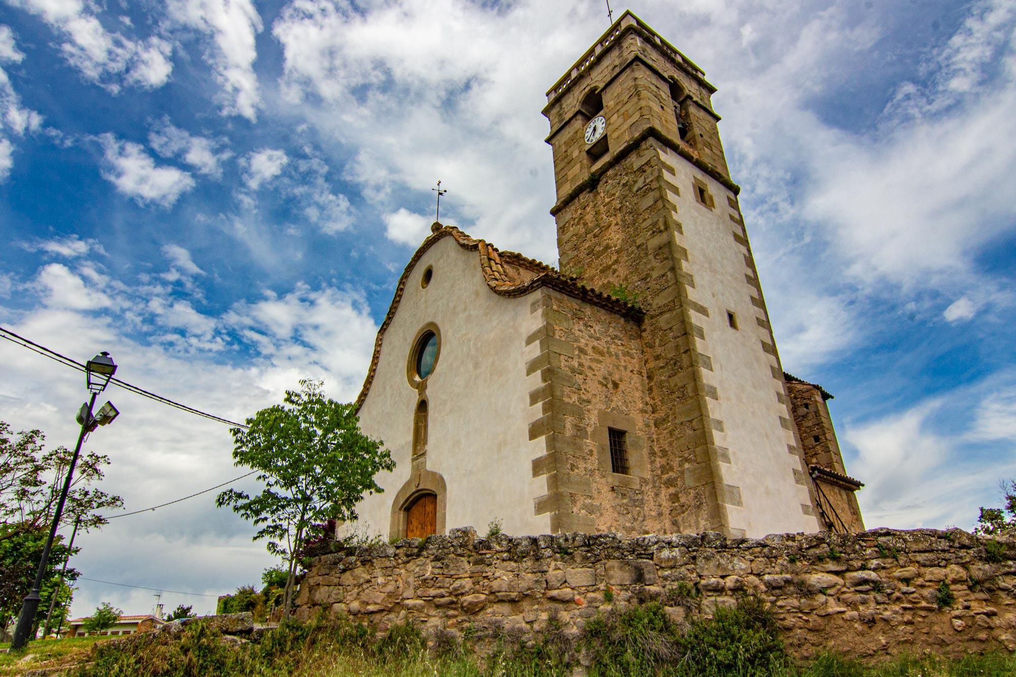 Església de Sant Martí d'Albars | Turisme Lluçanès