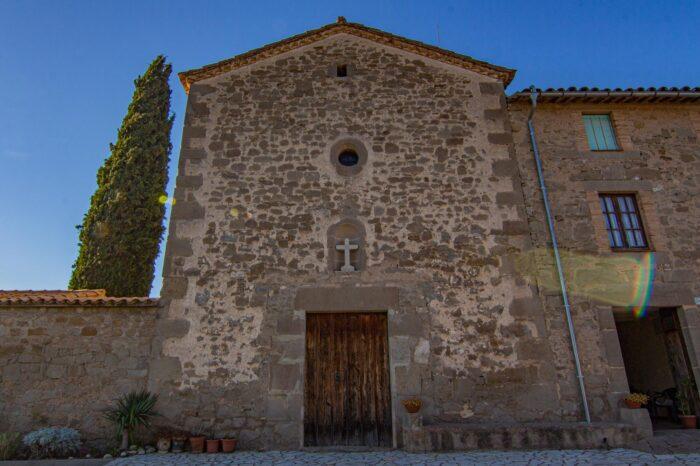 Església de Santa Creu de Jutglar