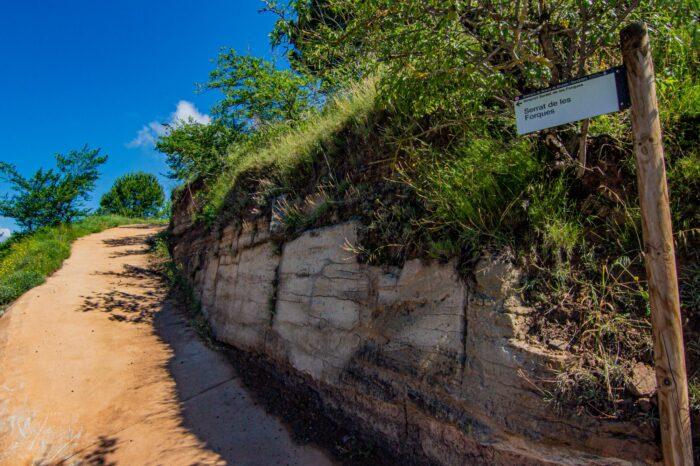 Itinerari Serrat de les Forques
