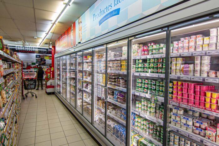 Supermercat Spar-Plans Pujals